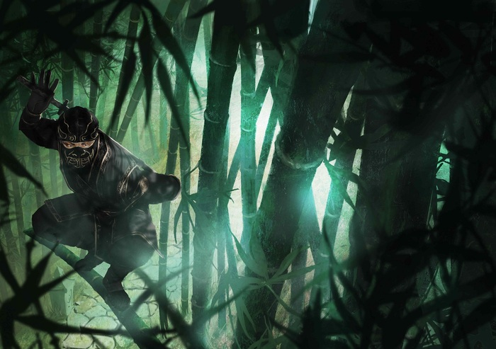 Exclusive Promo Hero: Ansatsu, the Silent Blade