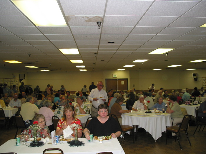 Supporters of the 1910 NP Dining Car project