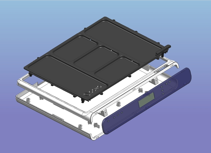 Final Mechanical Design of OCHO Pad Casing