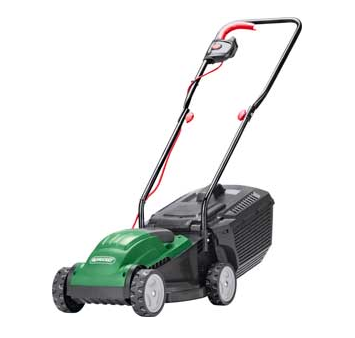 You can own your very own Qualcast signed Lawnmower!