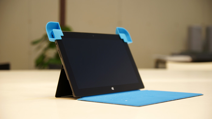 Ears for the Surface tablets