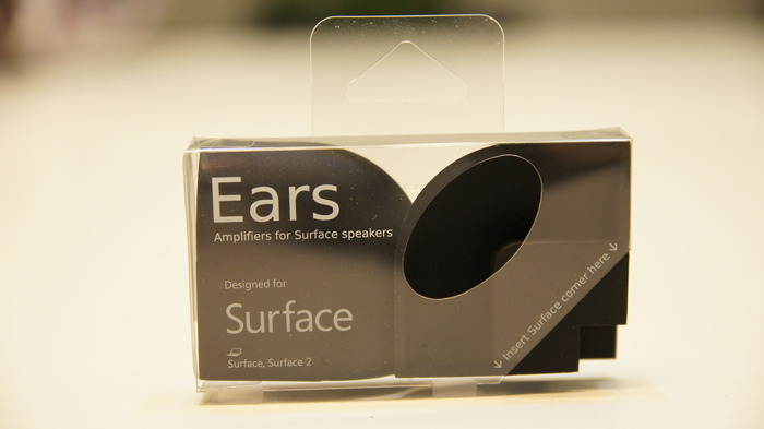 Ears with Packaging