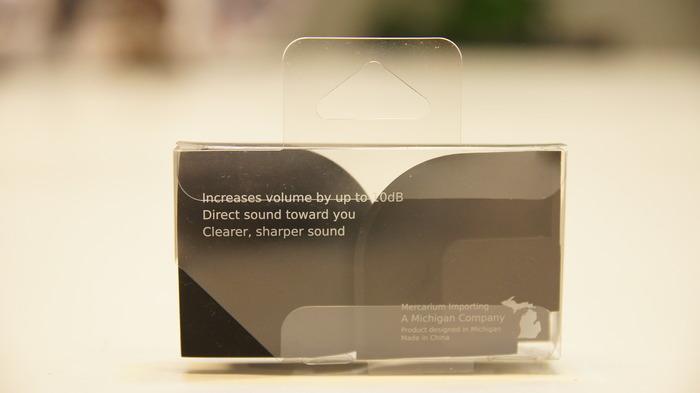 Back of Ears Packaging