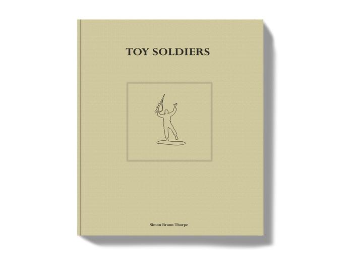 Reward #5 (£30) THE BOOK (cover dummy/mock up. Final design TBC)