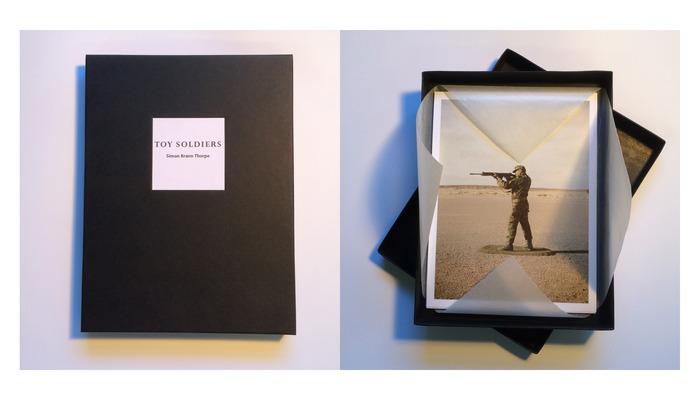 Reward #10: (£135) Limited Edition Kickstarter Toy Soldier Print Box