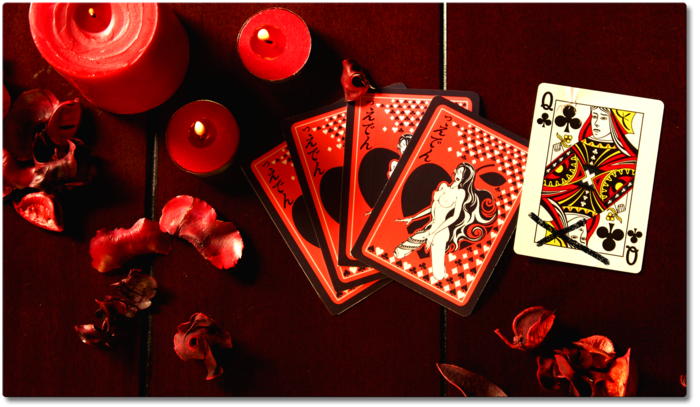 I'm the true queen of clubs. Accept no substitutes.