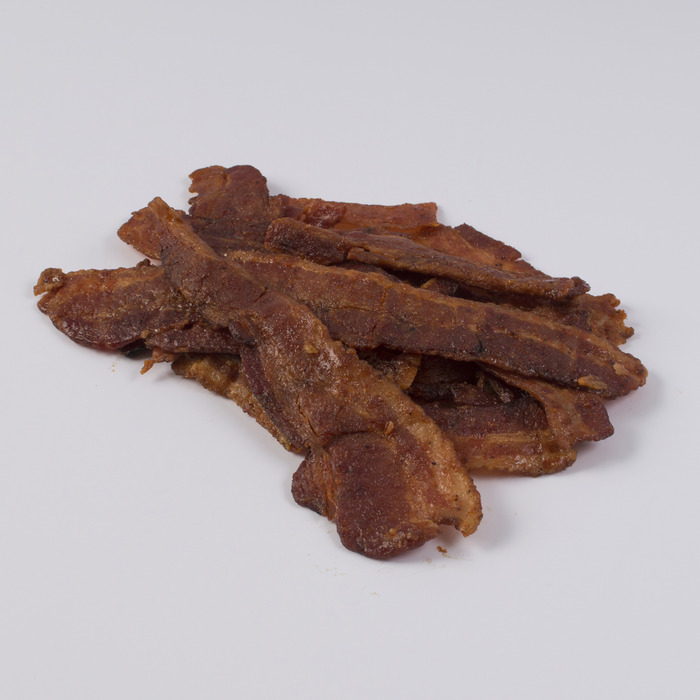 Tribute to Go Bacon: the most delicious food in all existence. Just look at those full strips of bacon. Are you salivating?