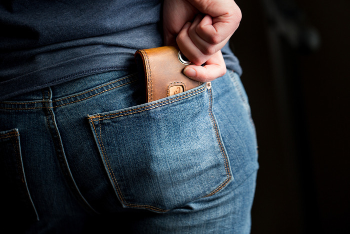 A bag designed for a pocket!