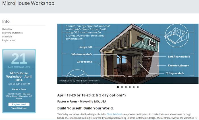 MicroHouse Workshop