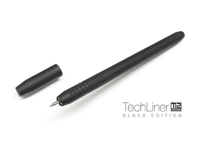 TechLiner -- Black Edition