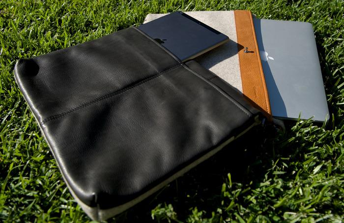 Specially Desgined Pockets for Laptops & Tablets