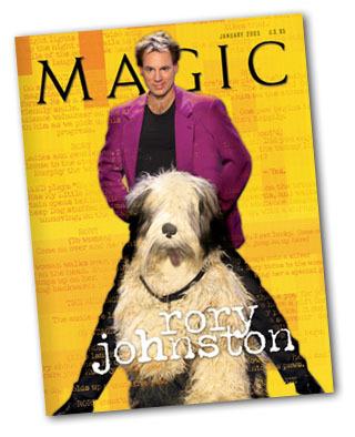 Rory Johnston & Murphy the Wonder Dog
