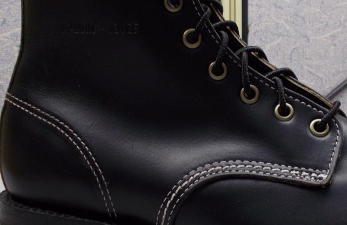 16th Street Stitching - Black