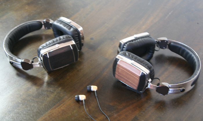 Growing AE headphone family