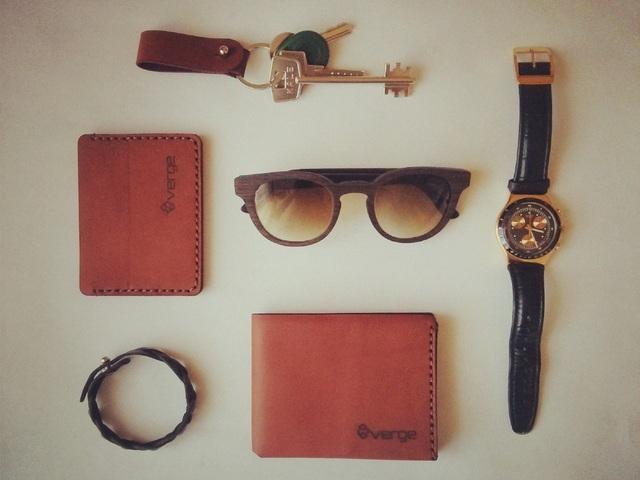 Premium handmade leather goods