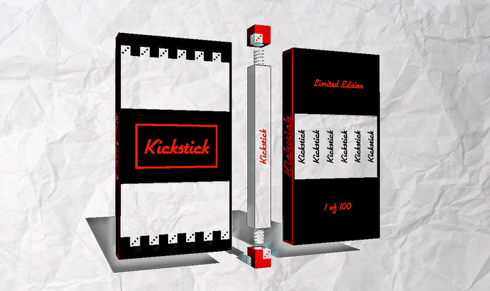 Limited Edition Black Kickstick 6-Pack (1/100)
