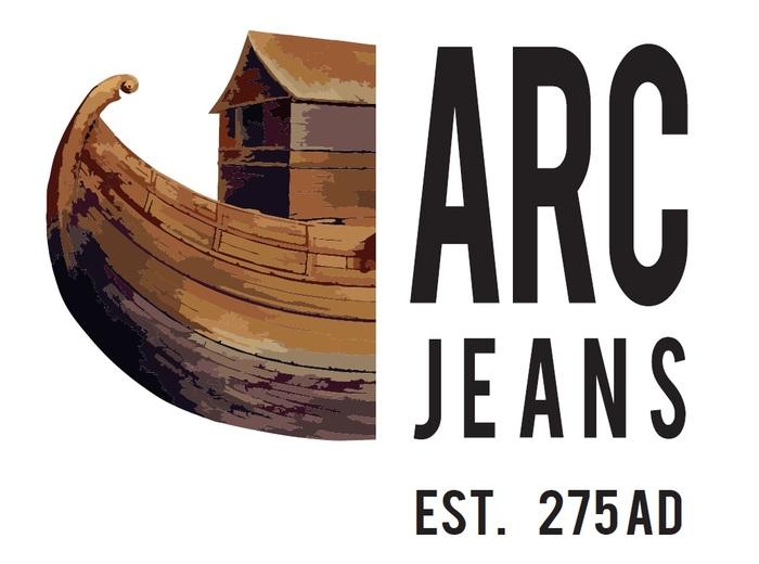 ARC Jeans Label