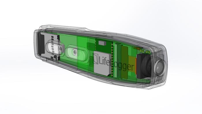 Lifelogger's Prototype Design