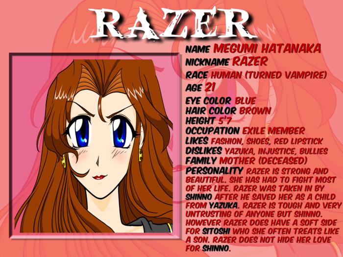 Razer's Profile Picture