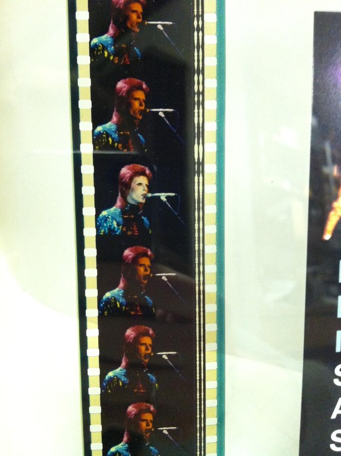 ZIGGY STARDUST Original 35mm Film Strip
