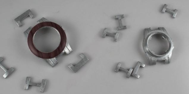 Earliest Watch Component Prototypes