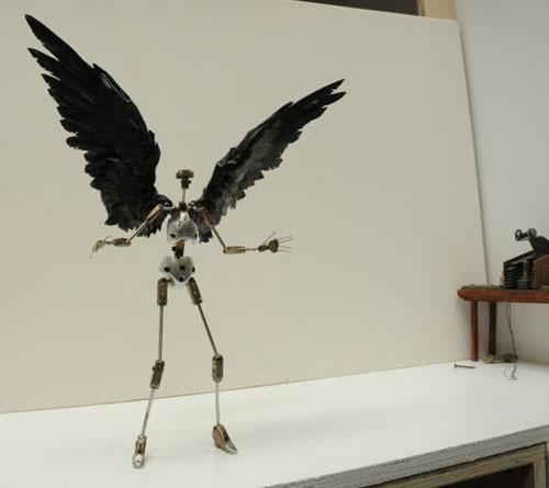 Alice's Wagner Wings