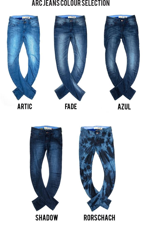 ARC Jeans range