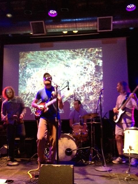 Farallons live at The Rickshaw Stop w/ special guest Ezra Lipp