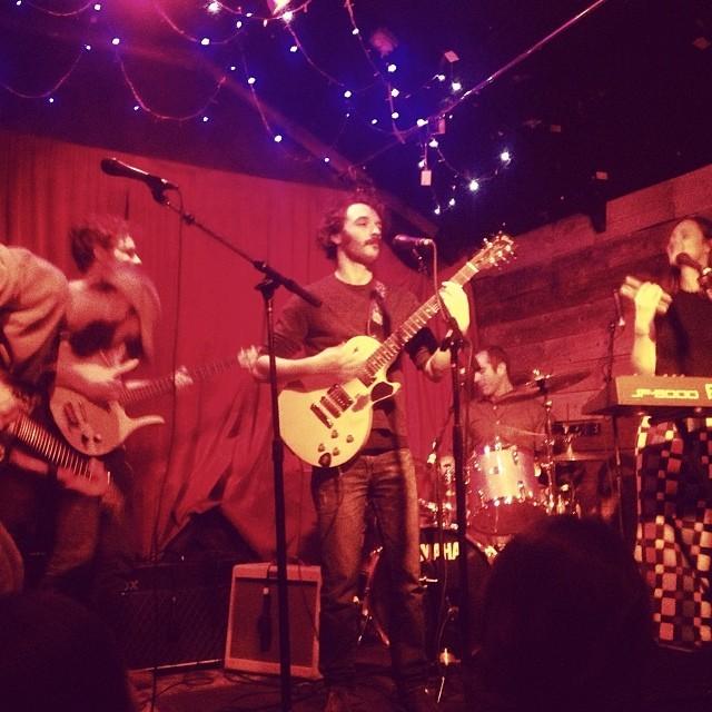 Farallons live @ Amnesia, San Francisco