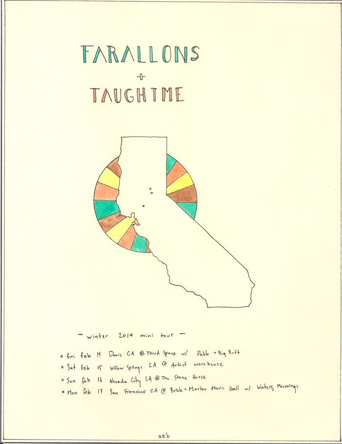 An example of a watercolor poster by Andrew