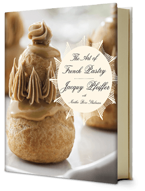 """""""The Art of French Pastry"""" signed by Jacquy Pfeiffer"""
