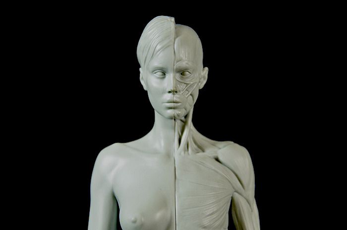 This is a prototype of the resin model - we are still in the process of refining the details...