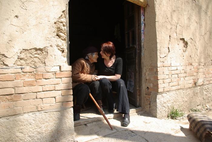 Cao Li Shi and Jo Farrell, 2011