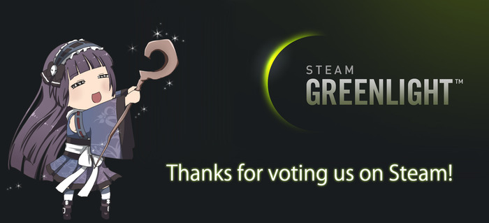 We're on Steam after only 7 days!