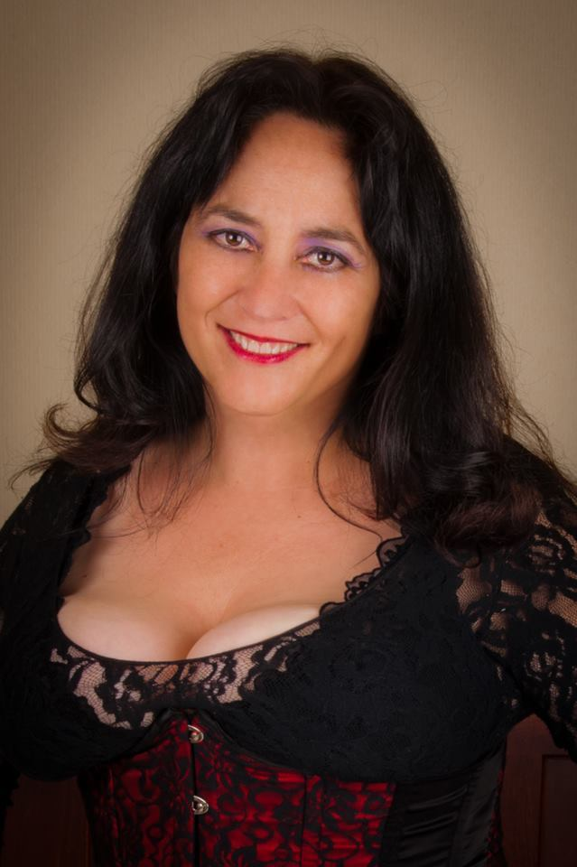Author Sephera Giron will play a gypsy