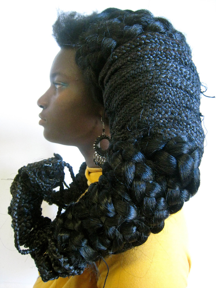 Kentifrican Hairstyle of Fertility & Strength