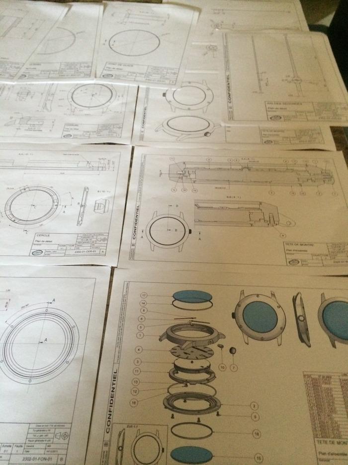 Technical Study Documents