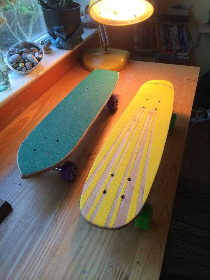 other skateboards by Sam Murch