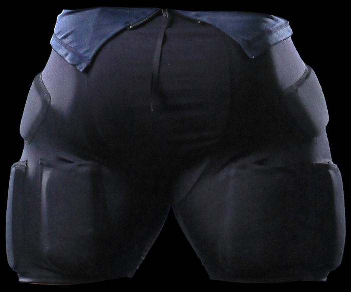 Back View of TITIN Force™ Shorts