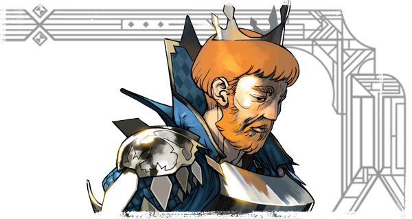 Lord Eric of Diamondshard (King of Diamonds)