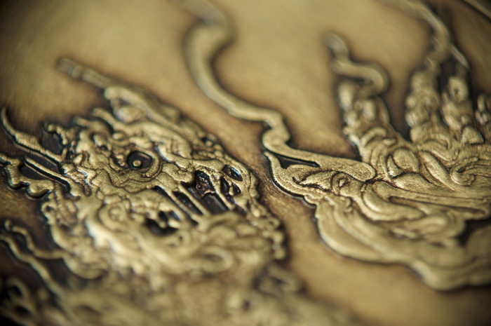 Antique Finish, Smoke Behemoth, Elemental 500 Denomination - Add on item - detail