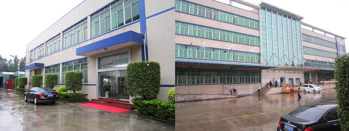 TVPRO Facilities in Shenzhen