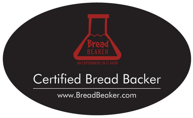Official Bread Beaker Bumper Sticker