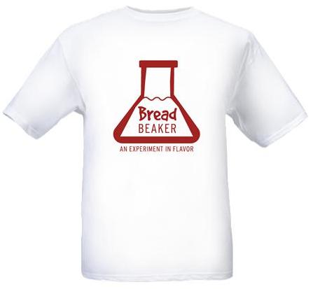Official Bread Beaker T-shirt
