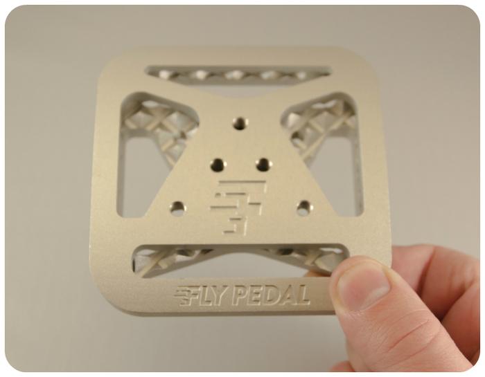 FlyPedals Final Prototype