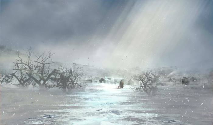 A concept of Project Frozen World