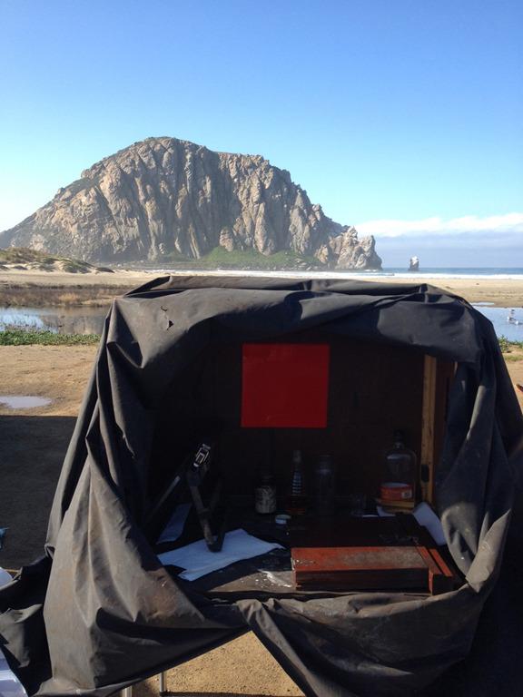 Darkbox, Morro Bay, CA