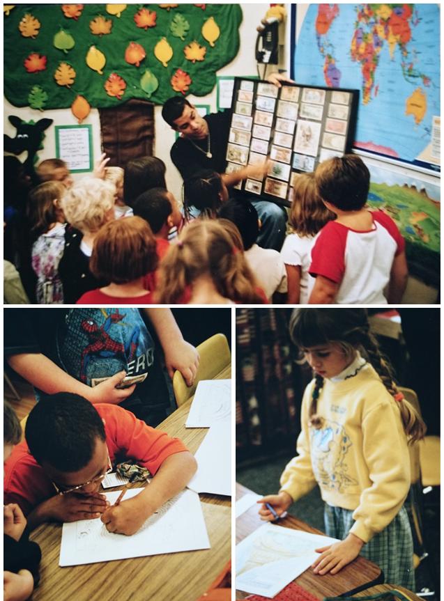 Explorer workshops are a huge success with kids & teachers alike