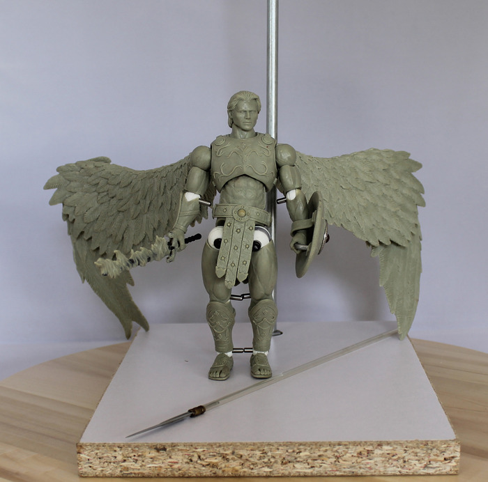 7 inch Archangel Michael action figure