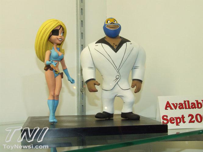 El Super Beasto for Neca Toys